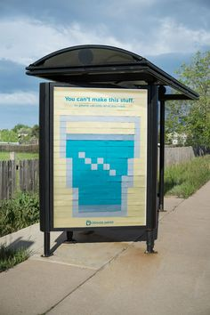 Denver Water's Outdoor Campaign Gets Even Cooler With These Incredible Handmade Ads | Adweek