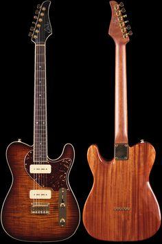 Suhr Classic T Sunburst-Rare Telecaster Custom, Fender Bender, Guitar Body, Bass, Instruments, Electric Guitars, Studio, Classic, Inspired