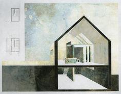 Drawing ARCHITECTURE | Nicole Marple, Capture to Catalog, Mixed Media...