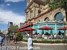 Mon Ami Gabi - Paris LV   can't get enough of this restaurant