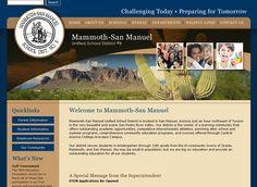 Mammoth-San Manuel Unified School District