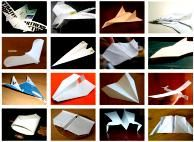 Origami Kids- website with instructions on how to make all sorts of paper airplanes and other paper foldables.