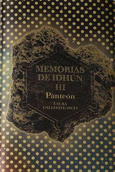 Memorias de Idhun #3, Laura Gallego