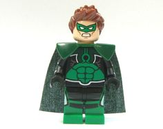 Lego Custom LEGO - - - - PARALLAX- - - - DC batman superman green lantern