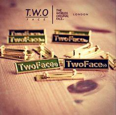 The Worlds Original FaceHeritage Enamel BadgeSafety Pin Fasten