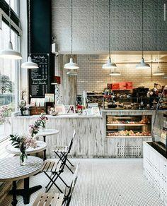 Cafe bakery coffee shop