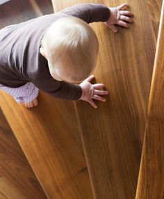Childproofing Checklist For A Baby On The Move