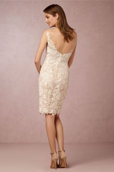 BHLDN Renata Sheath in  Bride Reception Dresses at BHLDN