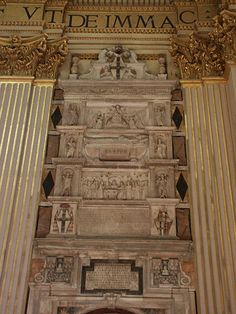 Tomb of Pope Pius II (1405-1464)