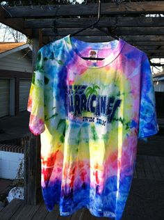 2/365 - Tie Dye T-Shirts with Sharpies