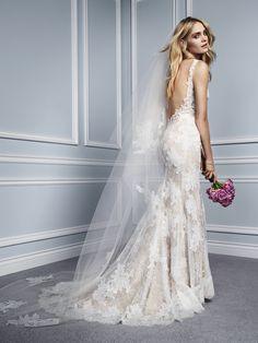 Una colección de vestidos de novia con una magia especial #novias #vestidosdenovia #moda #tendencias #estilo #bodas