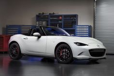 2016 Mazda MX-5 Miata Accessories Concept Debuts in Chicago