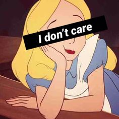 I don't care - Disney princess wallpaper - Cartoon Wallpaper, Funny Iphone Wallpaper, Disney Phone Wallpaper, Mood Wallpaper, Funny Wallpapers, Wallpaper Quotes, White Wallpaper, Wallpaper Ideas, Wallpaper Backgrounds