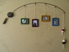 Cute idea and I like the wall color