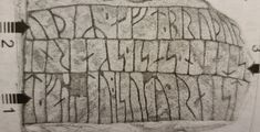 About the rune R in the younger futark.   Olafr Reydarsson Rune Stones, Runes, Merino Wool Blanket