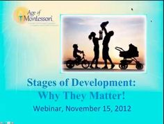 Webinar Replay: Stages of Development and Why It Matters