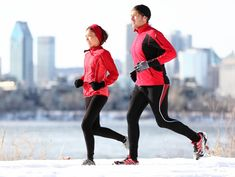 Winter running tips: Stay warm and safe while running in cold weather. Here are some top tips to keep in mind.