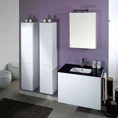 """31.5"""" Nameeks Iotti Time NT7 Bathroom Vanity #BathroomRemodel #BlondyBathHome #BathroomVanity  #ModernVanity"""