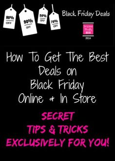 9c0ce8cc9eb How To Get The Best Deals On Black Friday   During the Holidays