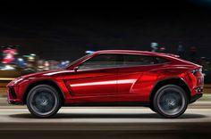 Urus could be Lamborghini's first turbo