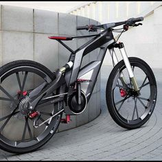 I want this bike #Audi #ebike #bicycle #bike #fitness #mountain #downhill by Dean_Groom, via Flickr