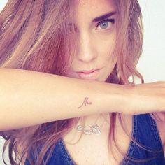 Muse - Tattoos Chiara Ferragni