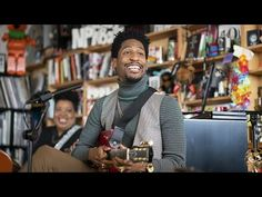 This performance was recorded on Nov. We will continue releasing Tiny Desk videos of shows that had already been taped. In light of current events, . Music Love, Live Music, Jon Batiste, Self Portrait Artists, Jazz At Lincoln Center, Thelonious Monk, All About Music, Jazz Musicians, Him Band
