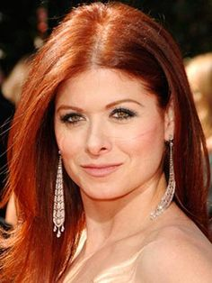 Debra Messing red hair	  		  		  		Redheaded Celebrities - Celebrities with Red Hair  		  		 - Marie Claire