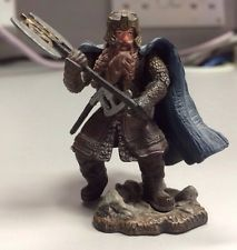 VERY RARE Gimli The Lord Of The Rings Play Along Action Figure