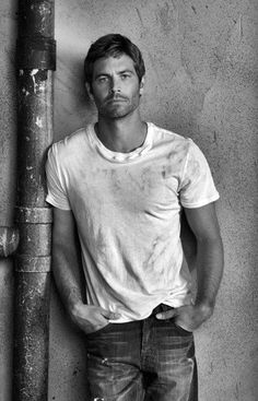 Paul Walker...dirty boy❤ / Just missing the cowboy hat... | God bless you, beautiful man!