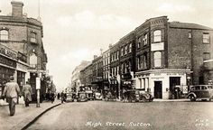Old Photos Of Sutton In Surrey Page England United Kingdom Great Britain