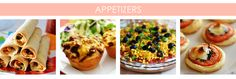 Recipe Index Lots of recipes here, good for meal planning inspiration. ~M