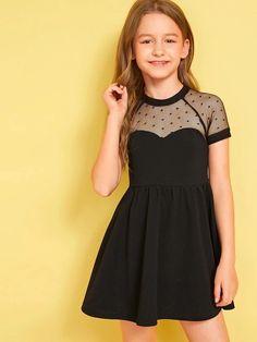 Home - Spot Pop Fashion Girls Dresses Online, Dresses Kids Girl, Kids Outfits Girls, Cute Girl Outfits, Cute Outfits For Kids, Young Girl Fashion, Girls Fashion Clothes, Tween Fashion, Teen Fashion Outfits