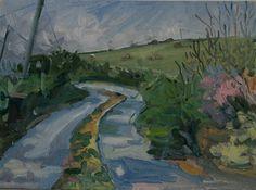 Anastasia O Donoghue Healy Wexford Town, Irish Landscape, Anastasia, Acre, Ireland, Art Gallery, Oil, Board, Green