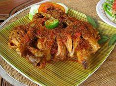Indonesia Secret Kitchen: Ayam Bakar Betutu recipe
