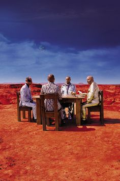 Muse - Black Holes and Revelations (Album Cover)