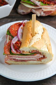 "20 ""Oscar Winning"" Sandwich Recipes For A Tasty And Healthy Life – Gesundes Abendessen, Vegetarische Rezepte, Vegane Desserts, Sandwich Sous-marin, Hoagie Sandwiches, Healthy Sandwiches, Wrap Sandwiches, Best Sandwich Recipes, Italian Sandwiches, Vegetarian Sandwiches, Gourmet Recipes, Cooking Recipes"
