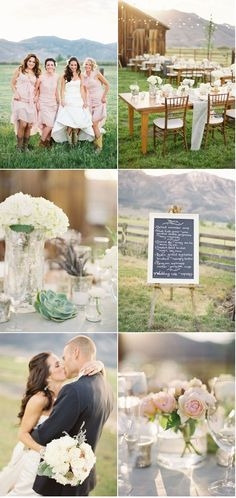 I am digging this wedding from the beginning to the end- this is also the one with the amazing barn from my last ping!!!