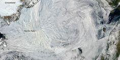 Nieuw onderzoek suggereert dat er veel meer cyclonen over de Noordpool razen dan gedacht. Tussen 2000 en 2010 telden onderzoekers er gemidde...