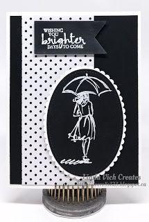 Linda Vich Creates Beautiful You Trio. Coordinated set of cards using Beautiful You.