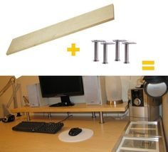 5 Easy One-Step IKEA Hacks For More Desktop Storage