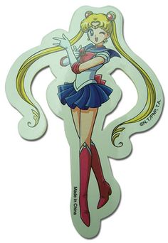 Sailor Moon Sticker - Sailor Moon @Archonia_US