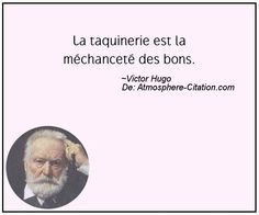 Citation de Victor Hugo - Proverbes Populaires