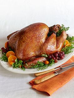 Get Ina Garten's recipe for Luscious Roast Turkey #Thanksgiving