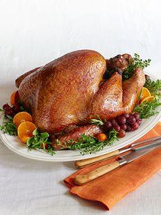 Get Ina Garten's recipe for Luscious Roast Turkey #Thanksgiving
