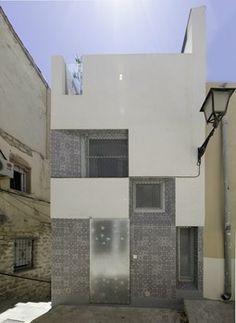 El Enroque House, by Ángel Luis Rocamora. Photos: M.A. Cabrera