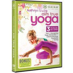 Kathryn Budig: Aim True Yoga