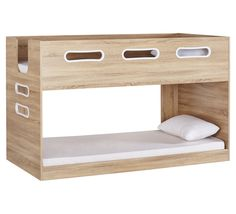 Cubby Twin Bunk