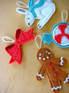 So happy.: Ornaments: Set #1!