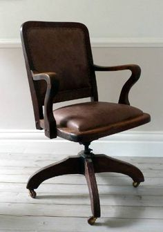 antique leather architects desk chair antique leather office chair